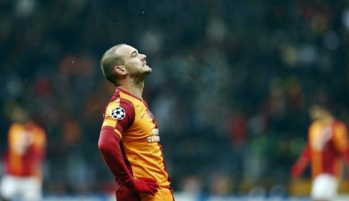Foto Berita Sneijder Pensiun dari Persepakbolaan Internasional