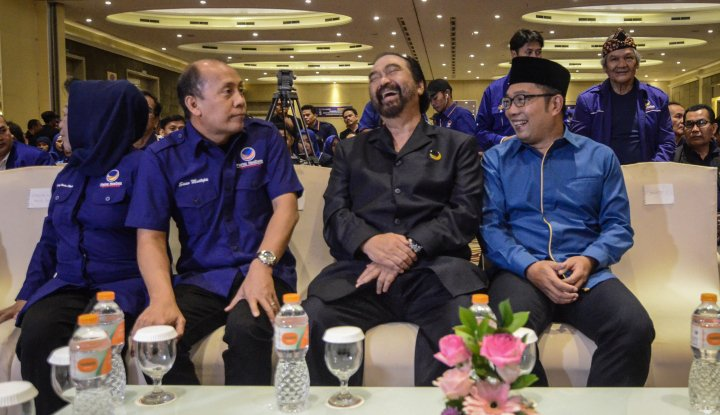Foto Berita NasDem Jawa Barat Targetkan 11 Kursi DPR RI