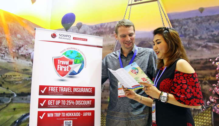 Foto Berita Sompo Insurance Genjot Produk Asuransi Perjalanan