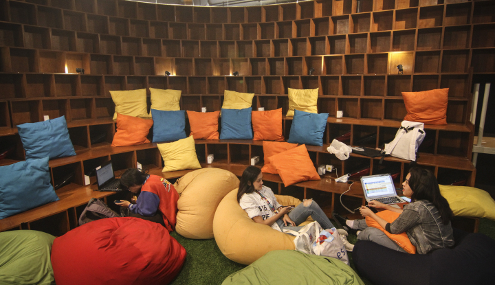 Foto Berita Mengubah Budaya Kerja, Bisnis Coworking Space Makin Dibutuhkan Pasar