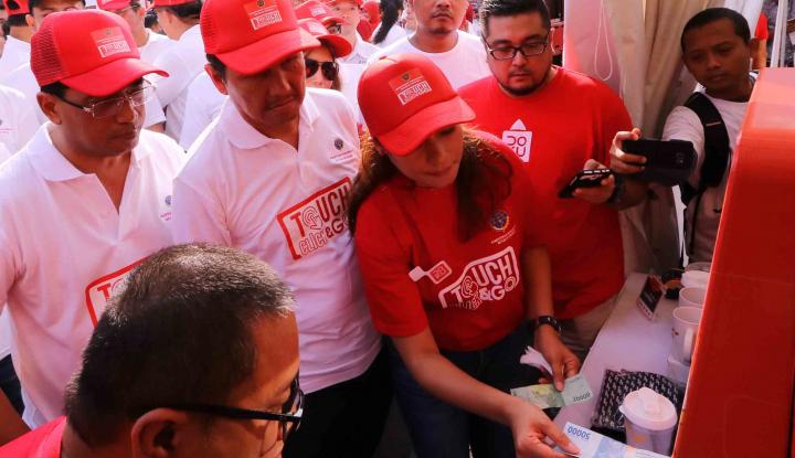 Foto Berita Transaksi Bosbis Kini Bisa Bayar Lewat Doku