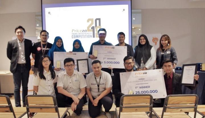 Foto Berita Priceza Young Entrepreneur Competition 2018 Jaring Ide Bisnis Generasi Muda Indonesia