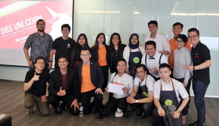 Foto Berita DBS Hadirkan Program UNI.CORN bagi Mahasiswa Indonesia