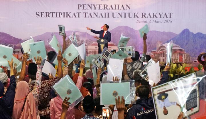 Foto Berita Jokowi: Mana Ada PKI Balita