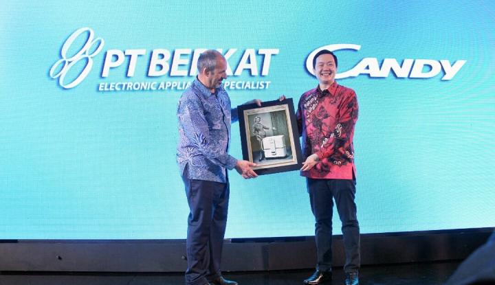 Foto Berita Candy, Toko Elektronik Asal Italia Segera Hadir di Indonesia