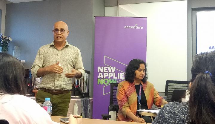Foto Berita Accenture Sebut Kemajuan Teknologi Akan Mendisrupsi Perkembangan Bisnis