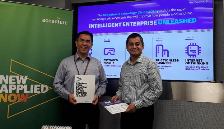 Foto Berita Accenture: Perusahaan Bisa 'Mati' Tanpa Kolaborasi dengan Masyarakat