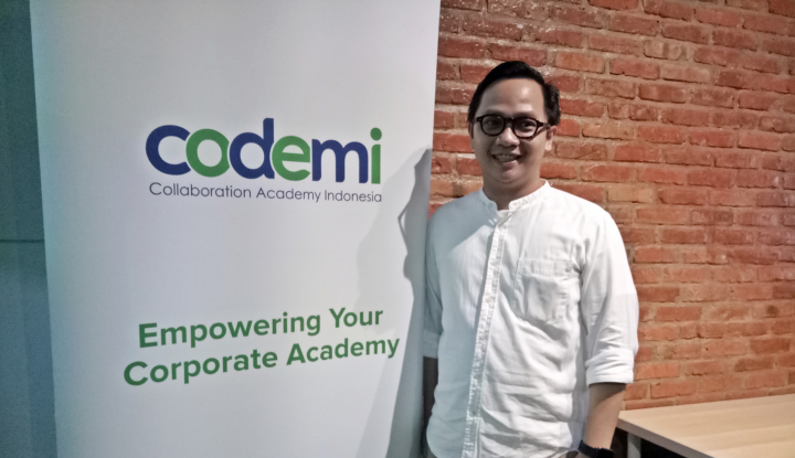 Foto Berita Startup Codemi Luncurkan Codemi Learning