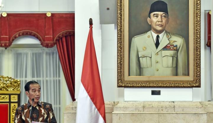 Foto Berita Jokowi Minta Menteri Kabinet Tingkatkan Program Keluarga Harapan