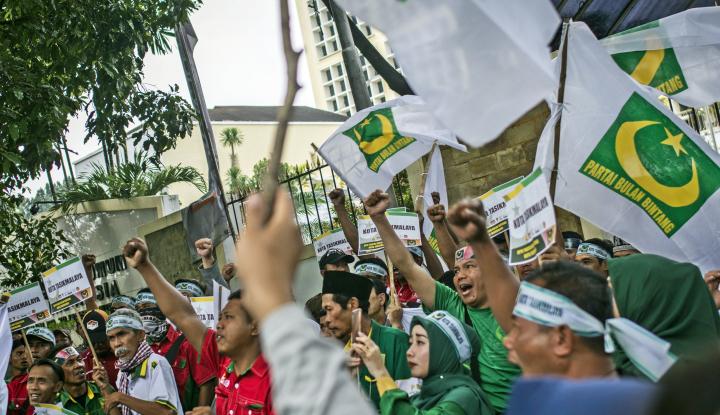 Foto Berita Selasa Malam, KPU Akan Tetapkan PBB Sebagai Peserta Pemilu