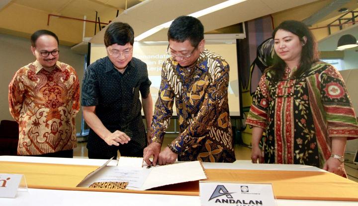 Foto Berita Andalan Finance Raih Pendanaan Rp300 Miliar dari BTPN