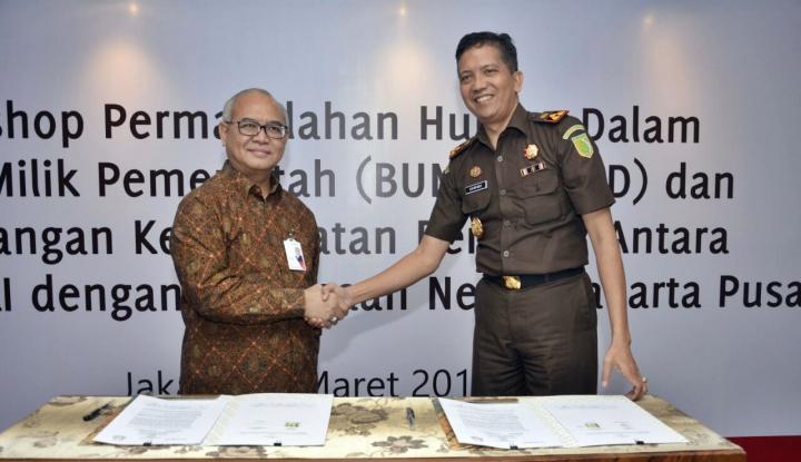 Foto Berita Bank DKI Gandeng Kejaksaan Negeri Jakarta Pusat