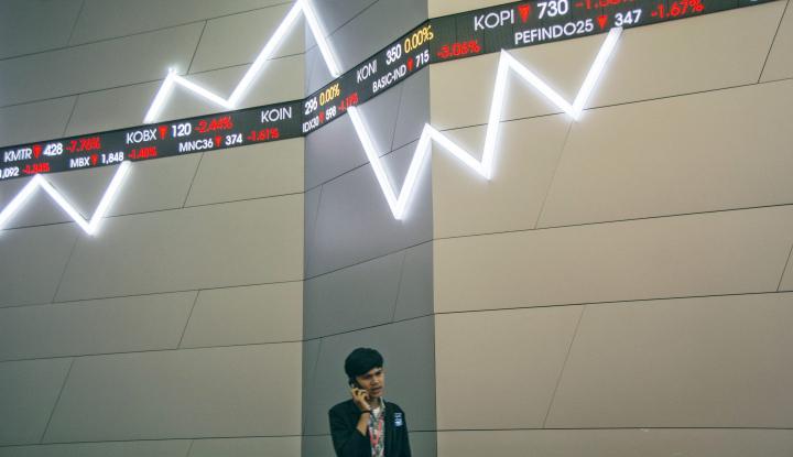 Foto Berita Bursa Saham Tokyo Dibuka Lebih Rendah