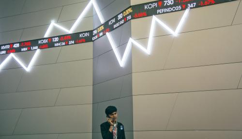 Foto Tahun Politik, BI Klaim Investasi Tetap Bergairah
