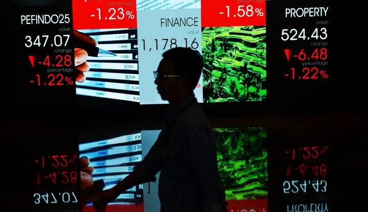 Real Count KPU dalam Antrean, Pasar Investasi Bergerak Rebound!