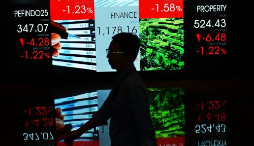 Foto Real Count KPU dalam Antrean, Pasar Investasi Bergerak Rebound!