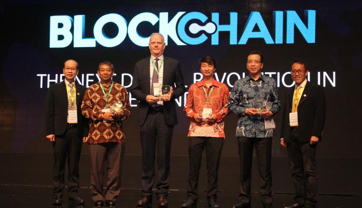 Foto Berita CTI Infrastructur Summit 2018 Hadirkan Teknologi dan Best Practice Blockchain