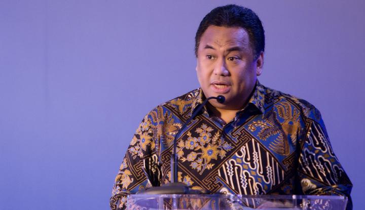 Jadi Wakil Ketua DPR, Gobel Bakal Punya Visi Begini Nih... - Warta Ekonomi
