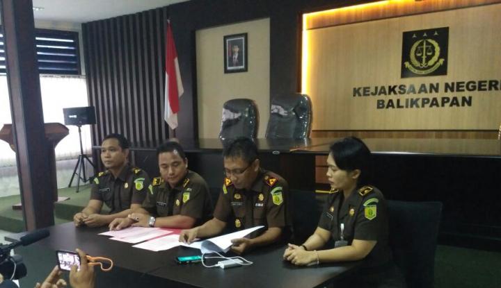 Foto Berita Tersandung Korupsi, Mantan Ketua Panwaslu Balikpapan Ditahan