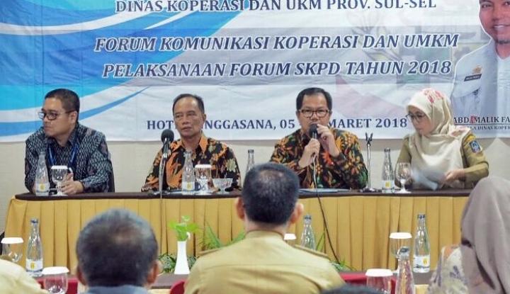 Foto Berita LPDB KUMKM Akan Batasi Bunga Koperasi kepada Anggota