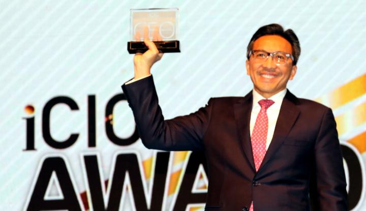 Foto Berita Bos CIMB Niaga Diganjar CEO Terbaik