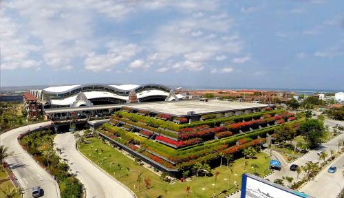 Foto Tiga Bandara Indonesia Raih Penghargaan Dunia