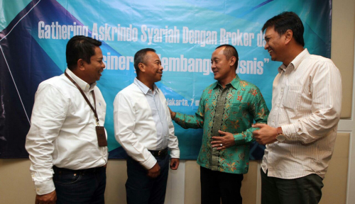 Foto Askrindo Syariah Gelar Gathering Broker dan Agen Tingkatkan Sinergi Bisnis