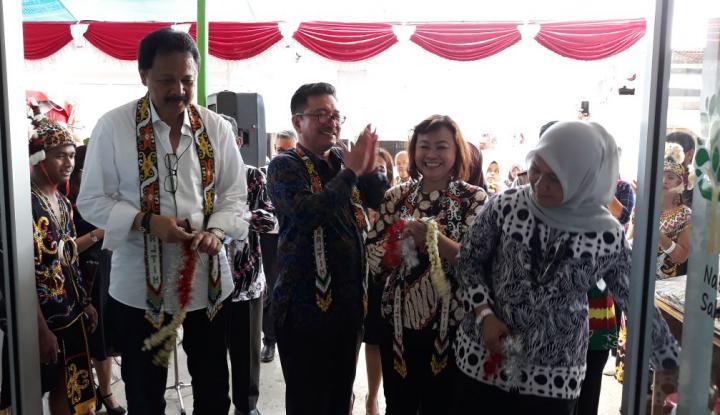 Foto Berita Dirut BEI Resmikan Galeri Investasi Pertama di Pasar Tradisional Balikpapan