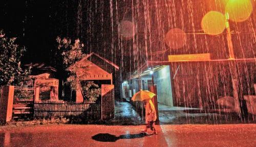 Hari Ini Jakarta Diprediksi Hujan