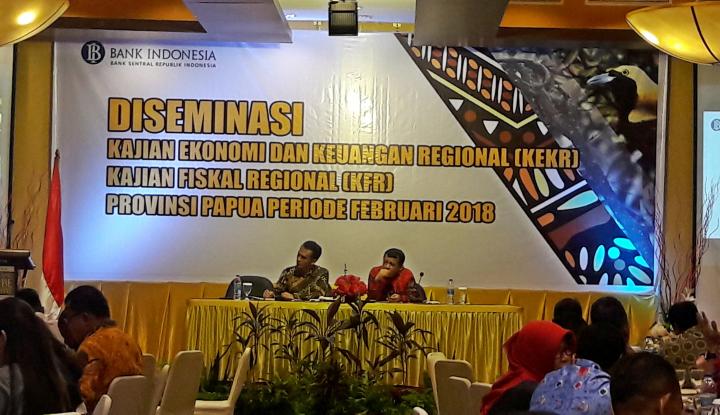 Foto Berita Alokasi Belanja Provinsi Papua Naik 1,61 Persen