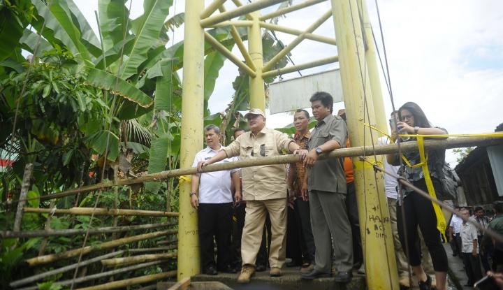 Foto Berita Gubernur Sumsel: Wajib Hukumnya Temui Rakyat yang Kena Musibah