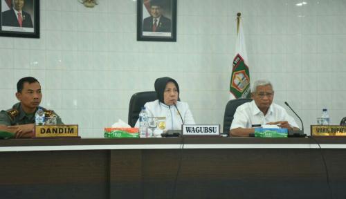 Foto Stakeholder Harus Jemput Bola Tangani HumanTrafficking di Sumut