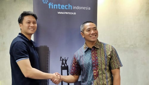 Foto AFTECH: Fintech Bukan Pemberi Pay Day Loan