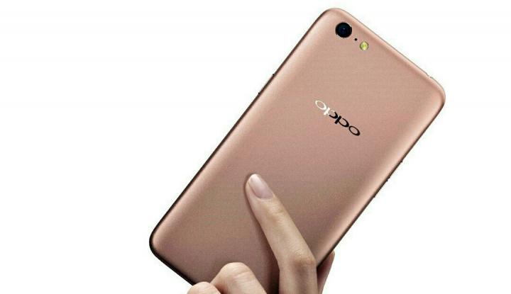Foto Berita OPPO Upgrade A71 dengan RAM 3GB