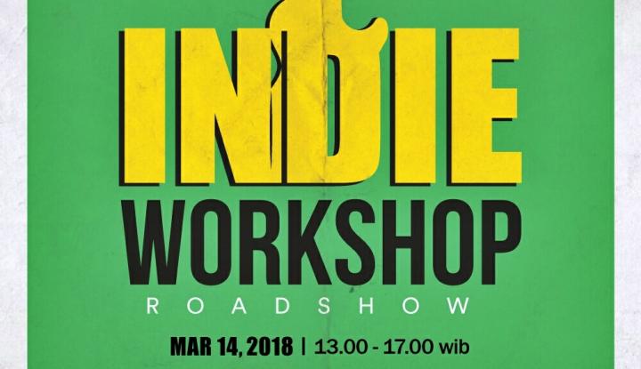 Foto Berita Joox Indie Workshop Roadshow Maksimalkan Potensi Musisi Indie