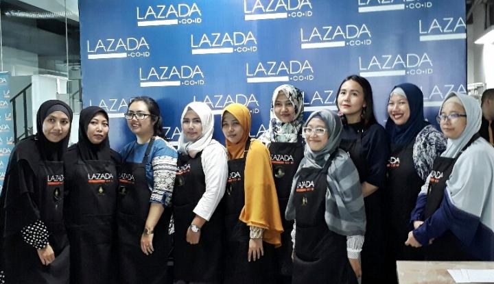 Foto Berita Kontes Lazada Bakery Bakal Jadi Agenda Tahunan