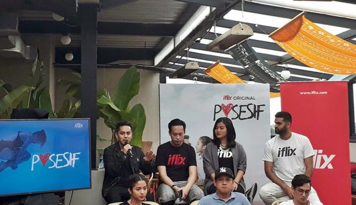 Foto Berita Film Peraih Piala Citra 'Posesif' Kini Hadir di Iflix