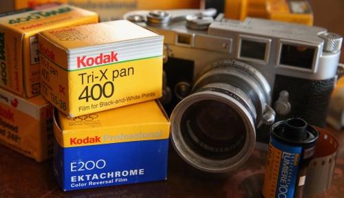 Foto Tak Tangkap Peluang, Kodak Bangkrut