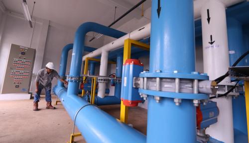 Bangun 10 Juta Sambungan Air Minum, Kementerian PUPR Colek Investor Asing