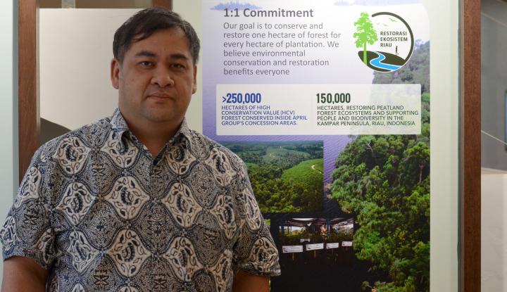 Foto Berita Restorasi Ekosistem: Kewajiban Pelaku Bisnis di Sektor Kehutanan