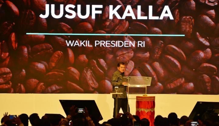 Foto Berita JK Tagih Kader Golkar Jaga Komitmen Anti Korupsi