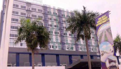Foto Okupansi Hotel Berbintang di Ibu Kota Capai 62,67%