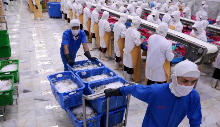 Foto Berita Tampil di Boston, BUMN Perikanan Ini Catat Transaksi Ekspor Rp300 Miliar
