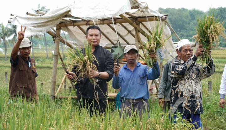 Foto Berita Jabar Seubeuh Bakal Wujudkan Kedaulatan Pangan