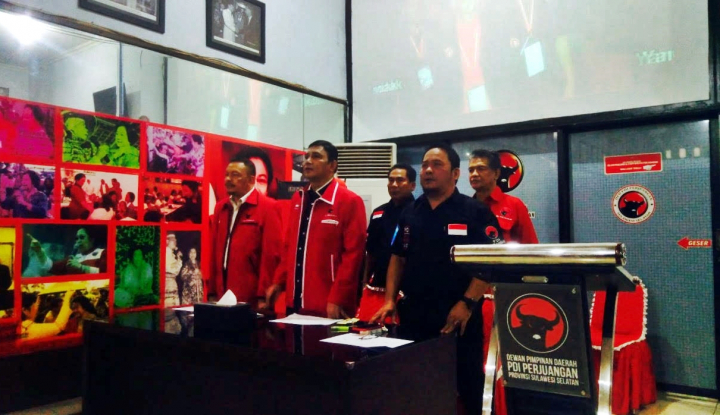 Foto Berita PDIP Sulsel Bidik Tiga Kursi di Senayan