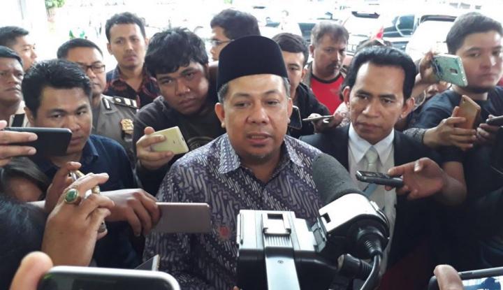 Foto Berita Fahri Minta Novanto Legowo Terima Putusan Hukuman