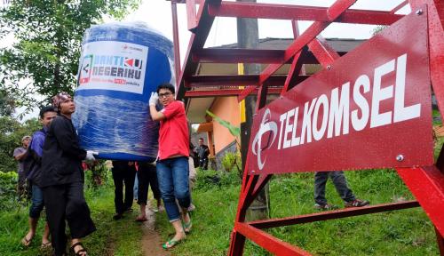 Foto Telkomsel Kembangkan Potensi Wisata dan Ekonomi Sukabumi