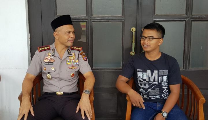 Foto Berita Kapolrestabes Bandung Tegaskan Penganiayaan OrangUtan Dikenai Sanksi