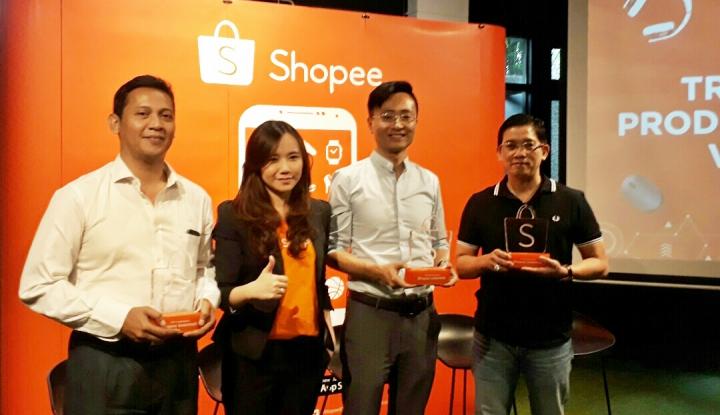 Foto Berita Kaum Adam Dominasi Belanja Elektronik di Shopee