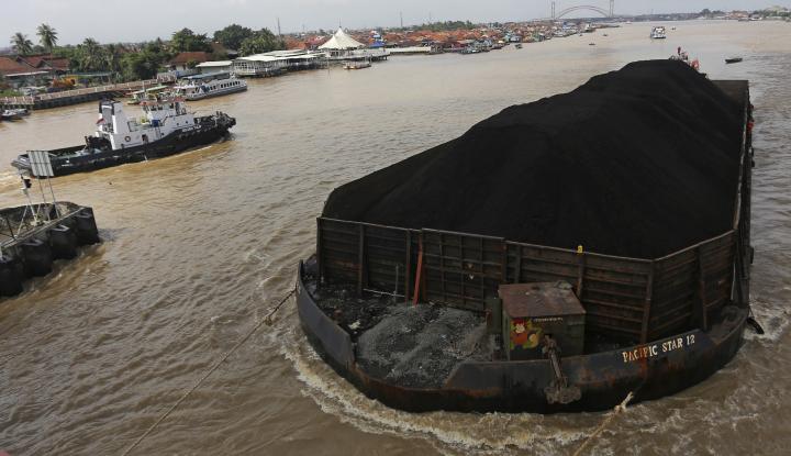 Perdana, BUMN Pelayaran Kapalkan Batu Bara Milik PLN - Warta Ekonomi